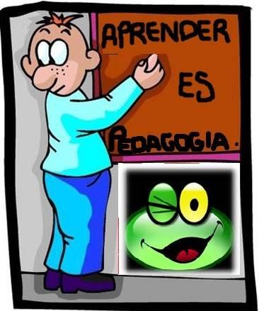Aprender es pedagogía